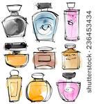 Perfune bottles